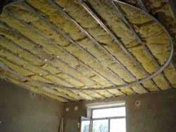 Утепление потолка в Краснодаре. Утеплить потолок г.Краснодар